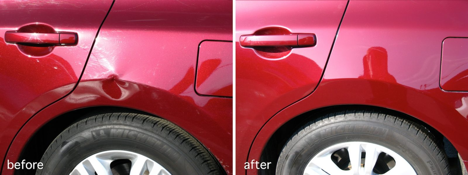 Cost To Fix Dent In Car